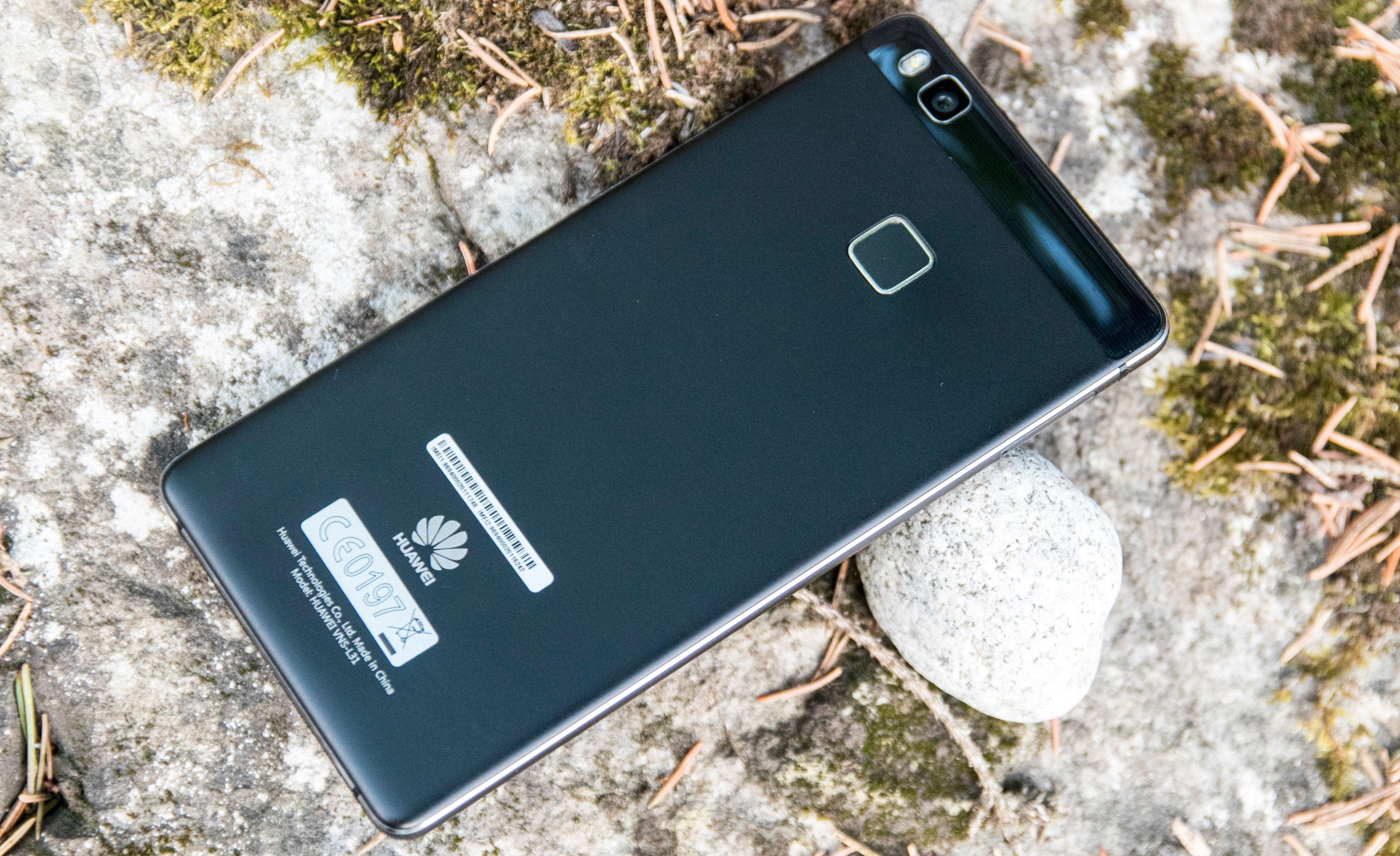 P9 Lite er telefonen i serien som kanskje ser mest anonym ut. Du får telefoner i samme prisklasse med mer påkostede materialer, men da må som regel noe annet vike.