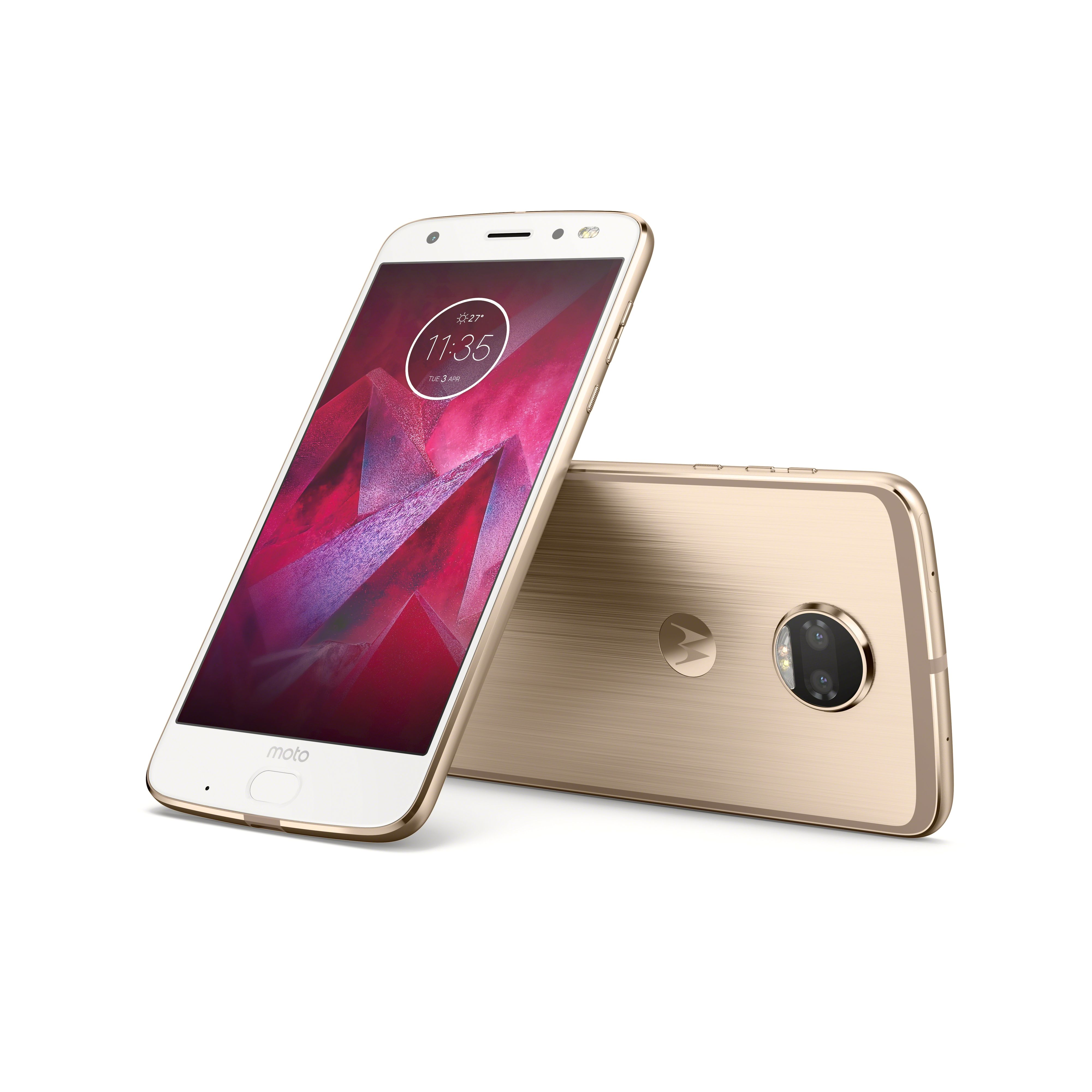 Moto Z2 Force Edition.