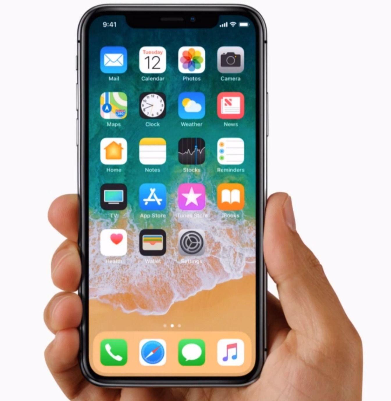Det koster deg 3000 kroner å erstatte iPhone X-skjermen om den går i knas.
