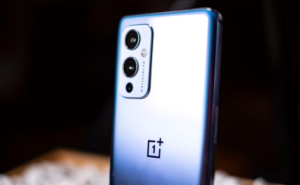 OnePlus 9 er blant telefonene som har blitt begrenset.