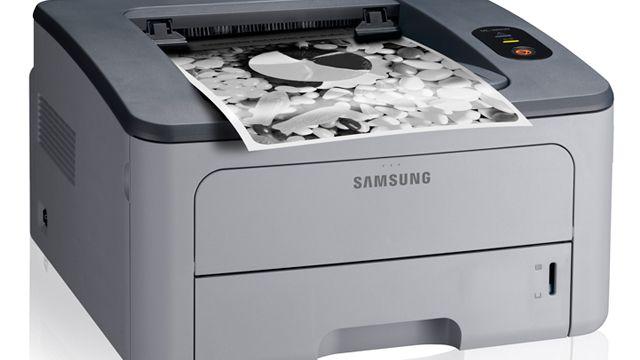 Små skrivernyheter fra Samsung