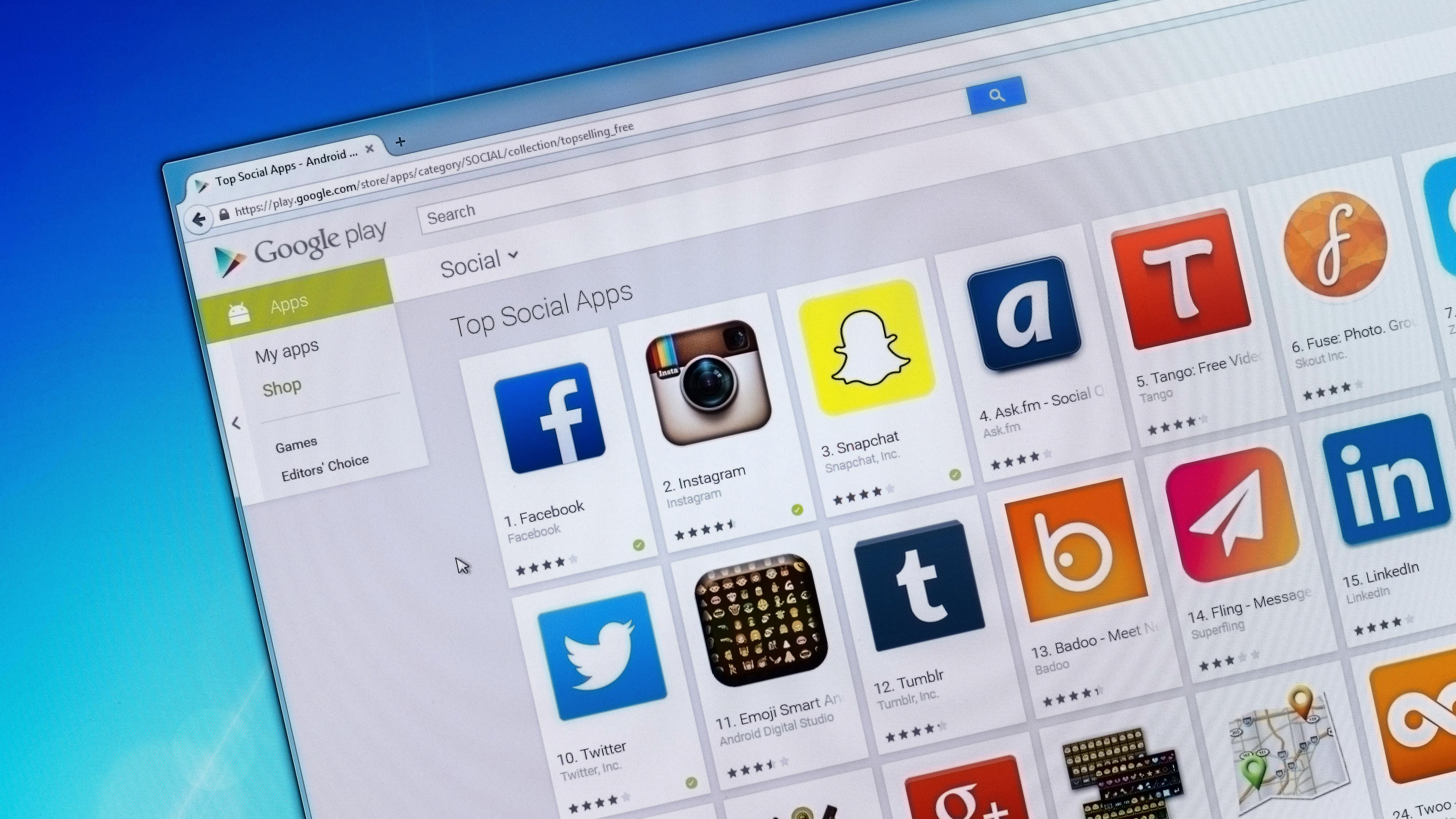 Google fjernet russiske overvåkingsapper
