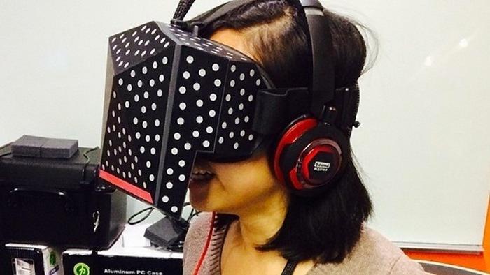 Nå vil enda en spillgigant lage «virtual reality»-briller