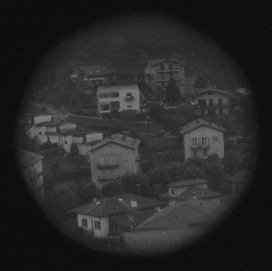 Eksempelbilde på pinholebilde.Foto: Team Titanic