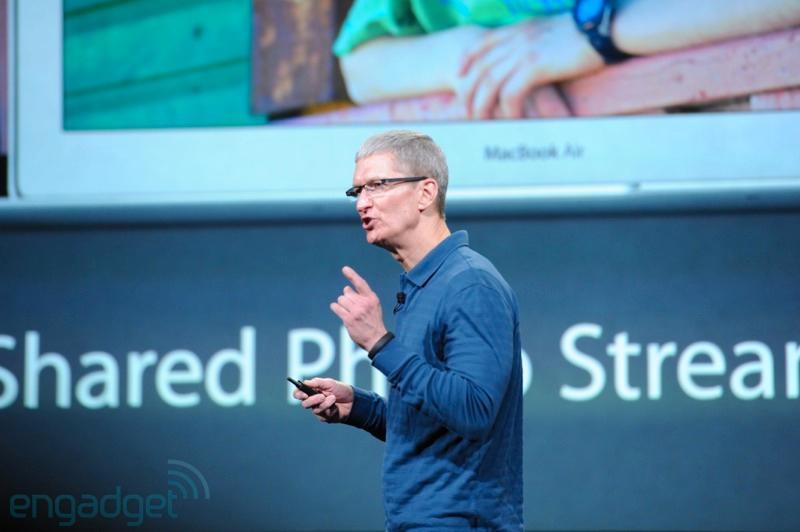 Apple-sjef Tim Cook synes ikke at rettlige skritt mot Samsung var veien å gå.