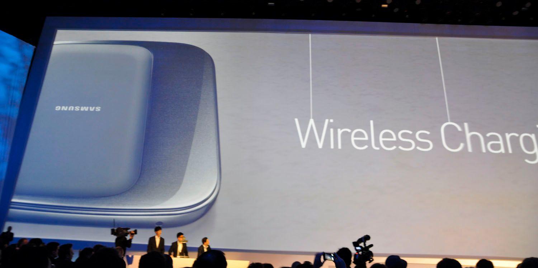 Samsung Galaxy S IV og iPhone får trådløs lading Tek.no