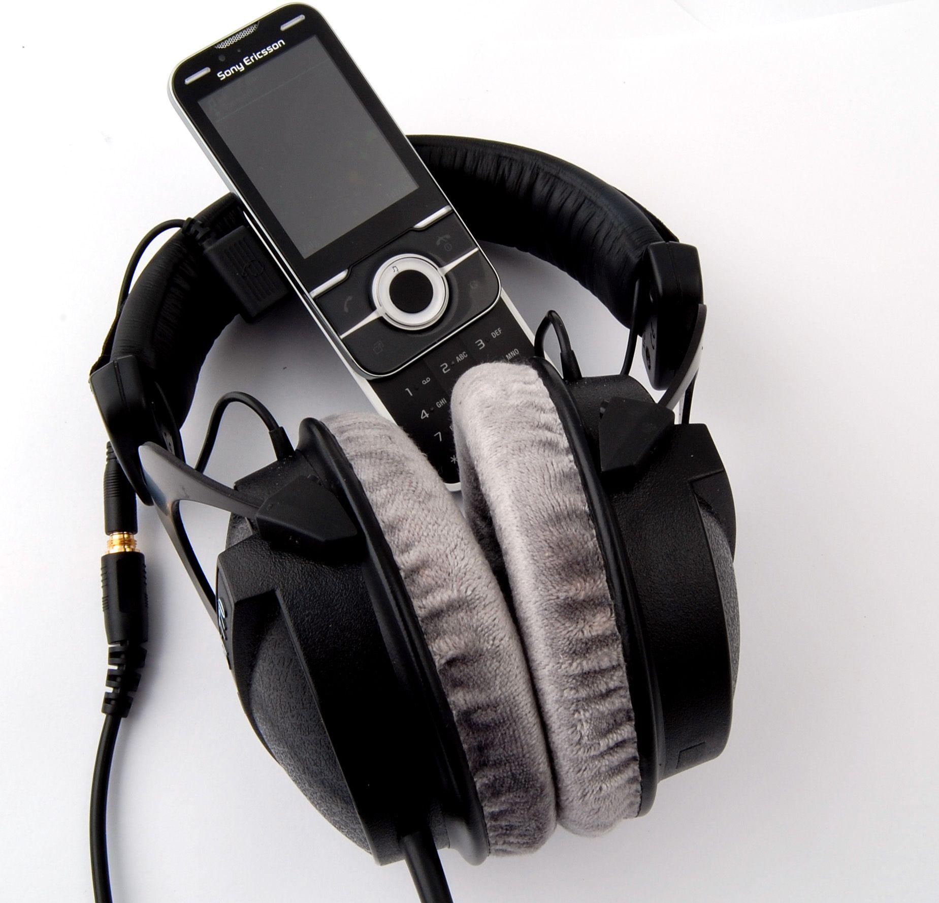 Yari i sitt rette element. Overgangen og hodetelefonene følger ikke med og må kjøpes utenom.