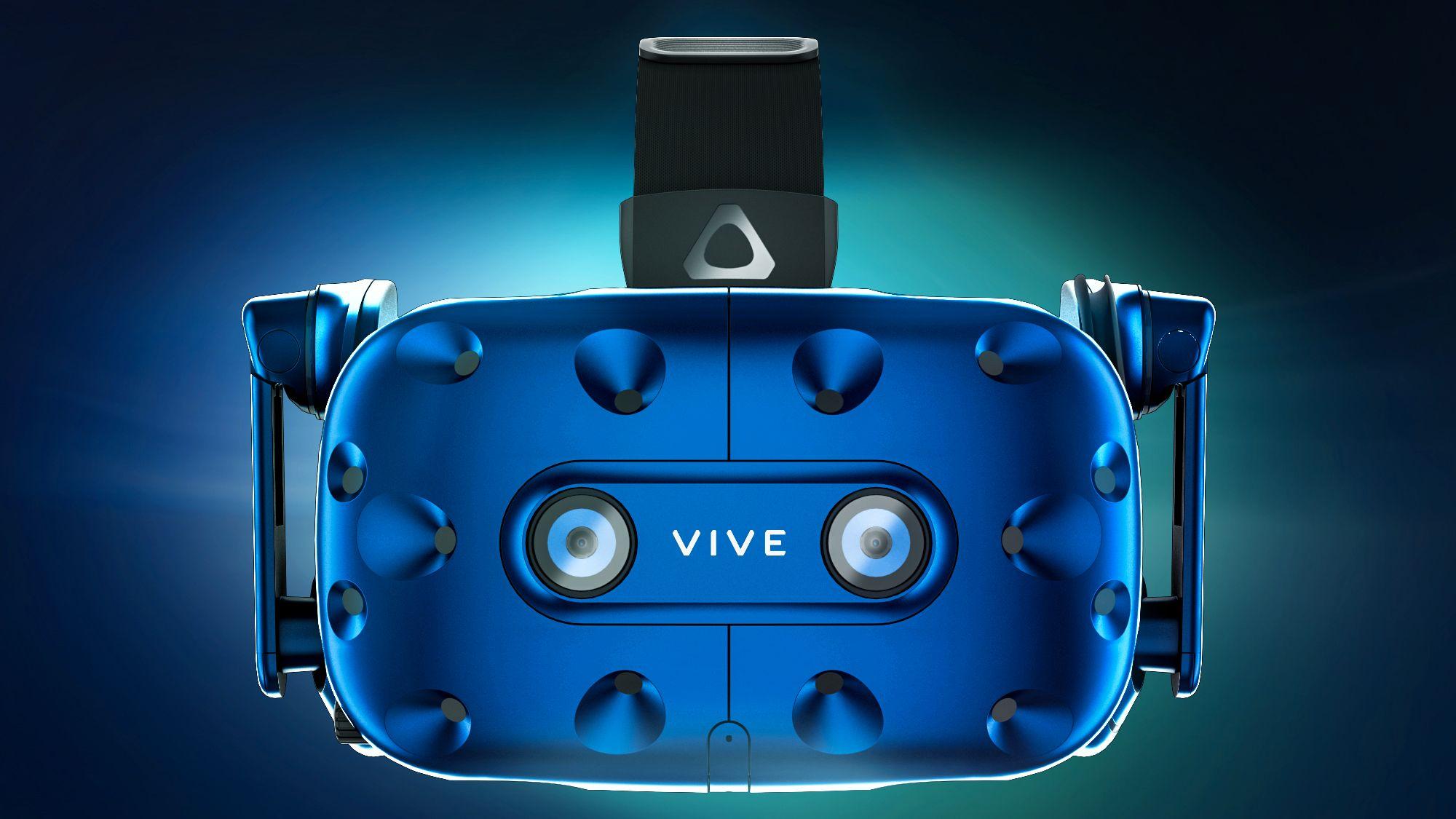 Nå er prisen på nye HTC Vive Pro klar