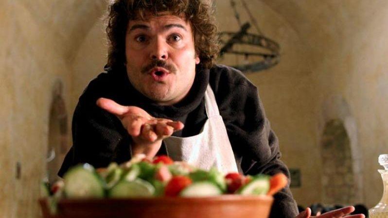 Jack Black spiller Gulliver