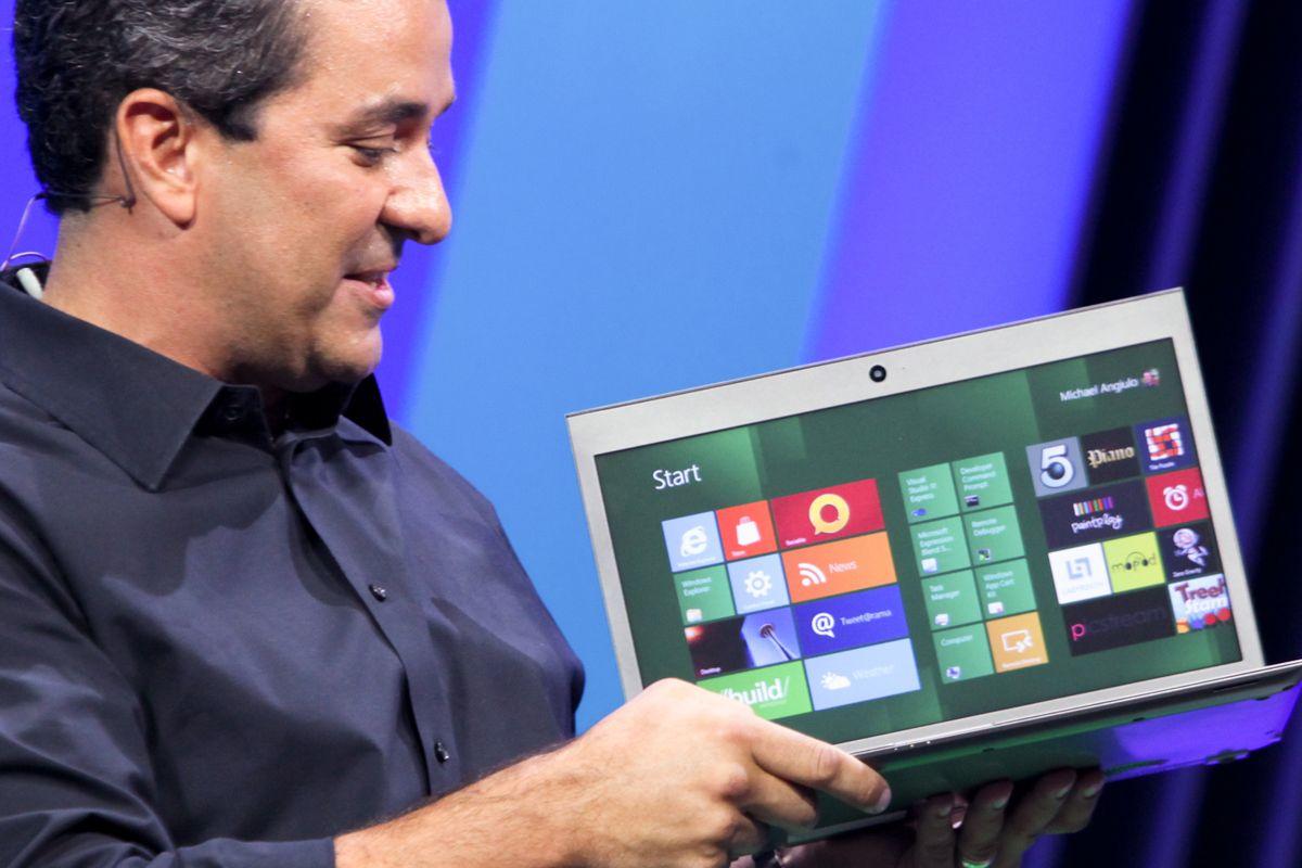 Windows 8 med Metro-grensesnittet