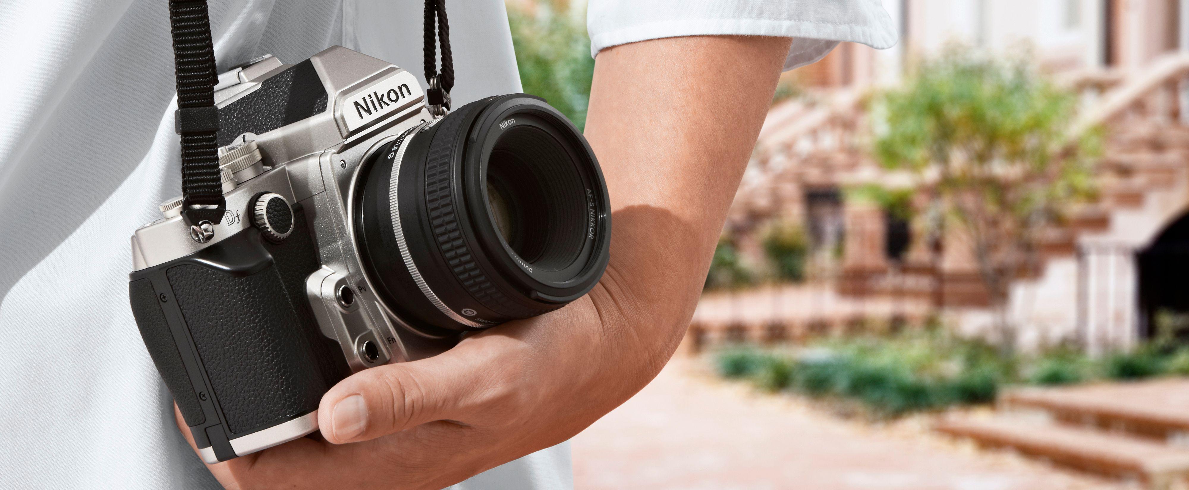 Nikon sliter med salget