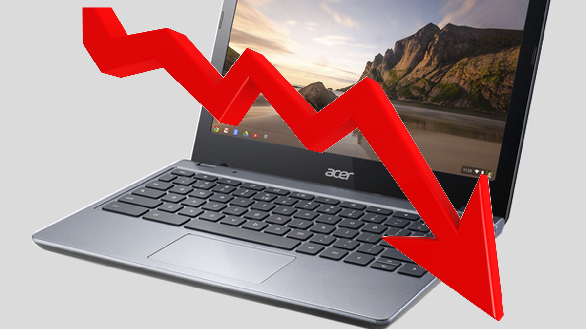Acer sliter tungt med økonomien
