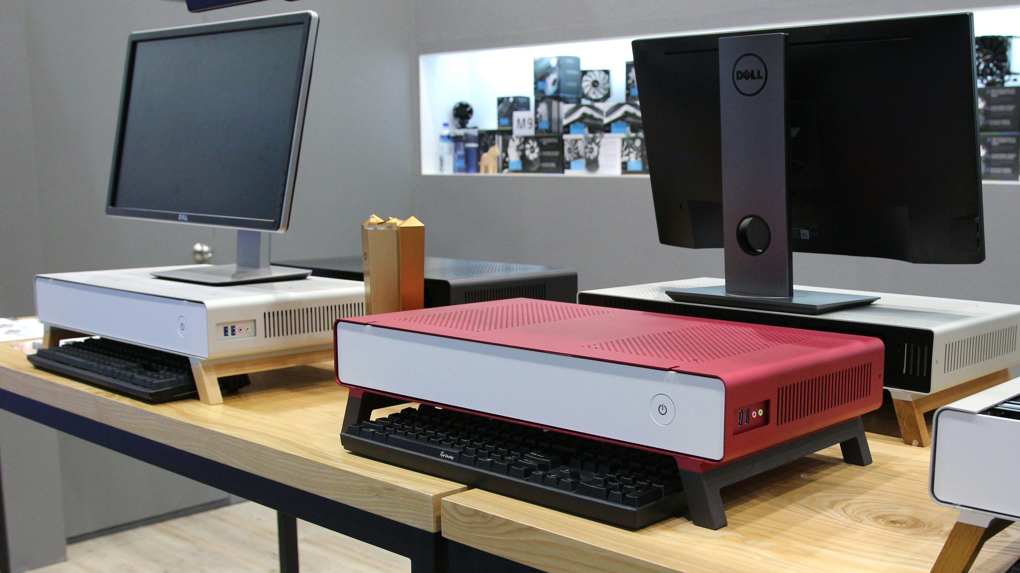 Dette smarte kabinettet lar deg dra ut alle komponentene i én stor skuff