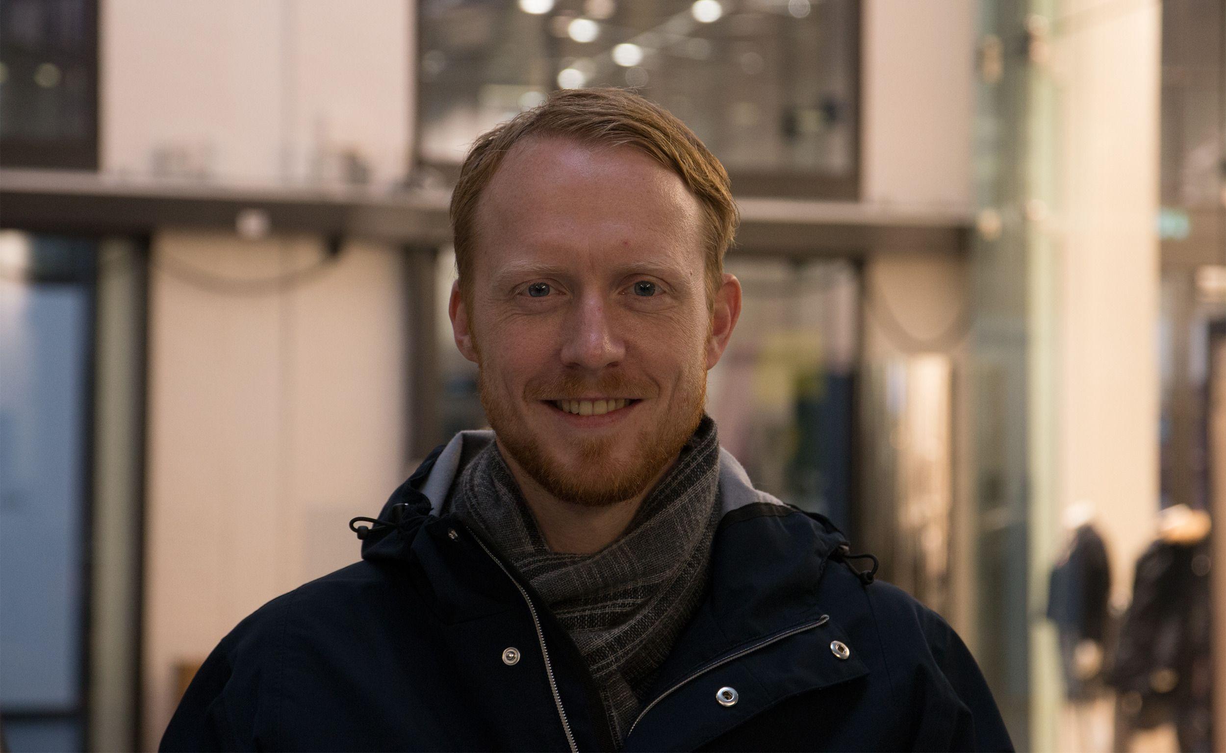 Harald Skaarn, produktansvarlig i Google Norge.Foto: Jørgen Elton Nilsen, Tek.no