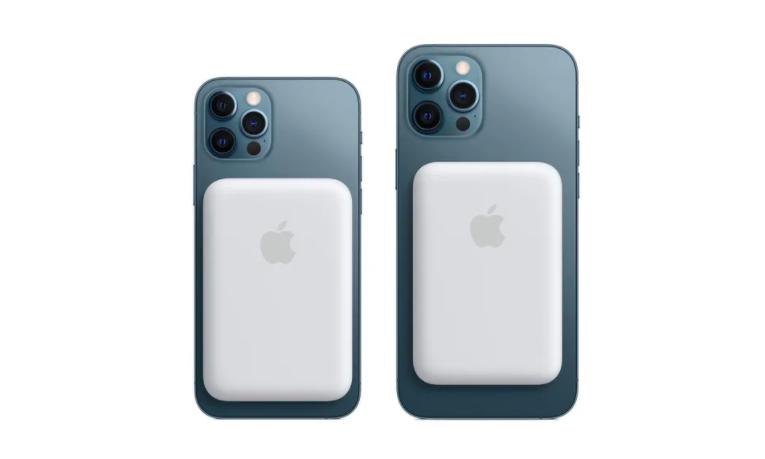 Slik ser laderen ut på iPhone 12 Pro og iPhone 12 Pro Max.