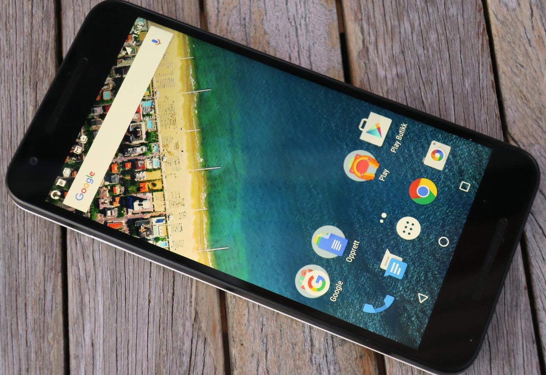 Helt ny Android og kraftig innmat. Nexus 5X fra Google og LG kan være et godt valg. Foto: Espen Irwing Swang, Tek.no