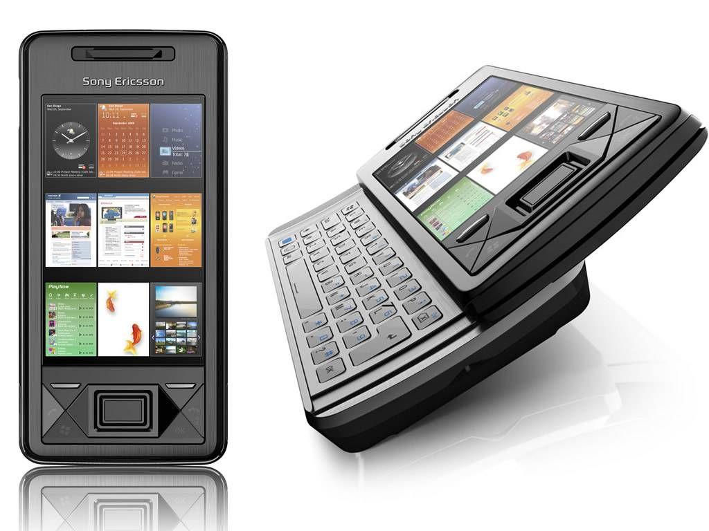 Sony Ericsson Xperia z1 kjører Windows Mobile 6.5 OS, og er så proppet med teknologi at den er tilnærmet ubrukelig.