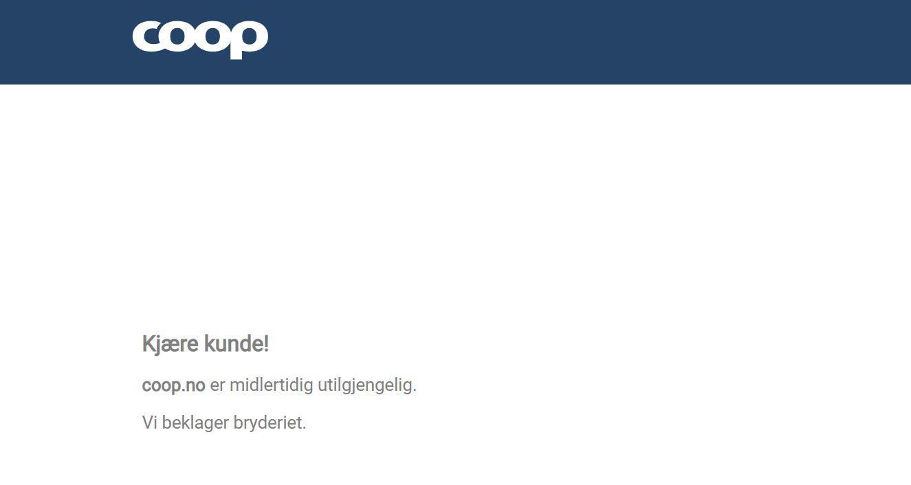 Coop.no nede for telling etter PlayStation 5-lansering