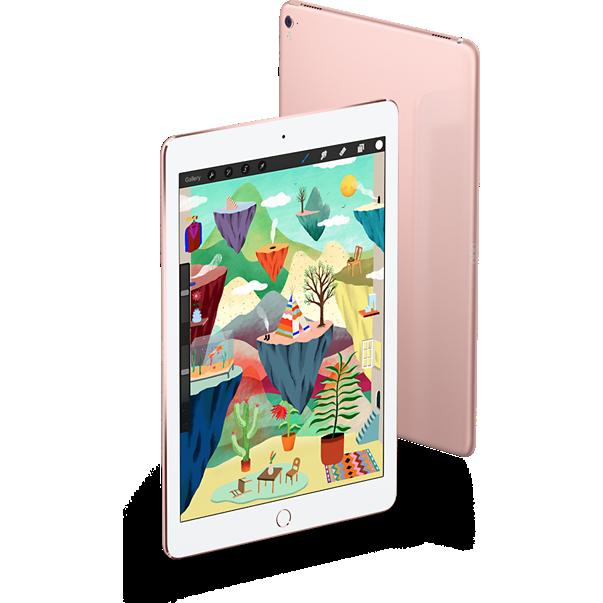 Fire kraftige høyttalere, et heftig kamera og skjerm som tilpasser seg fargene i lyset rundt deg. Nye iPad Pro tar med seg mye fra den heftigste modellen, men stiller også med sine egne triks.