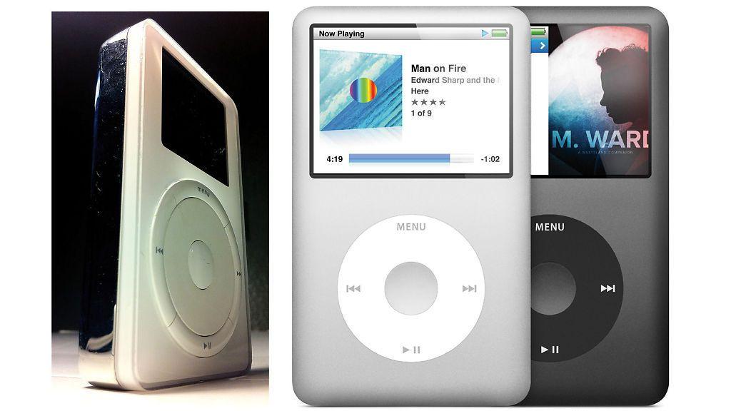 Apple har tatt livet av iPod