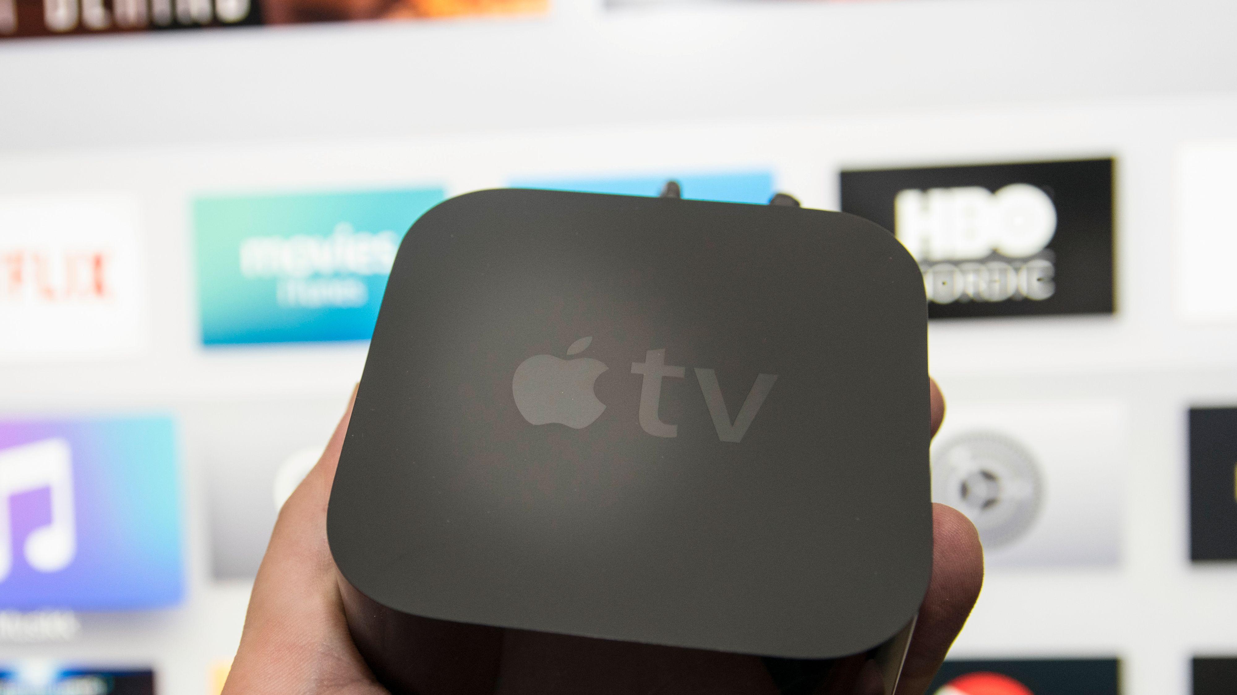 Detaljer om ny Apple TV lekket på nettet