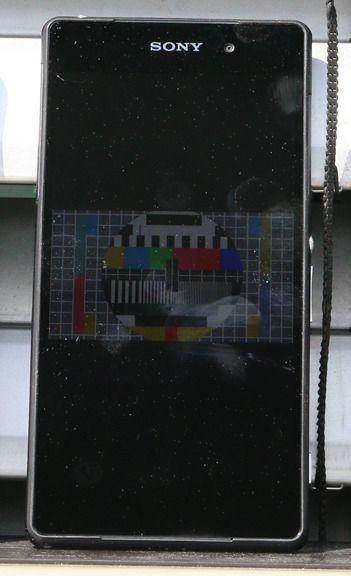 Sony Xperia Z2.