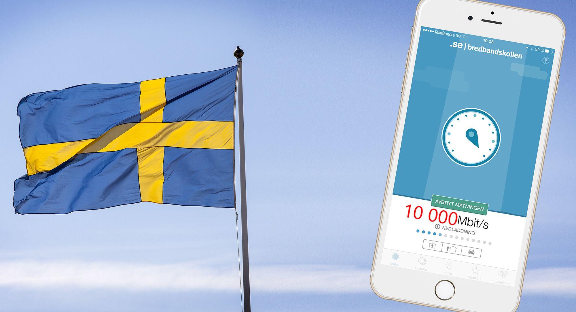 TeliaSonera skal gi Stockholm 5G i 2018
