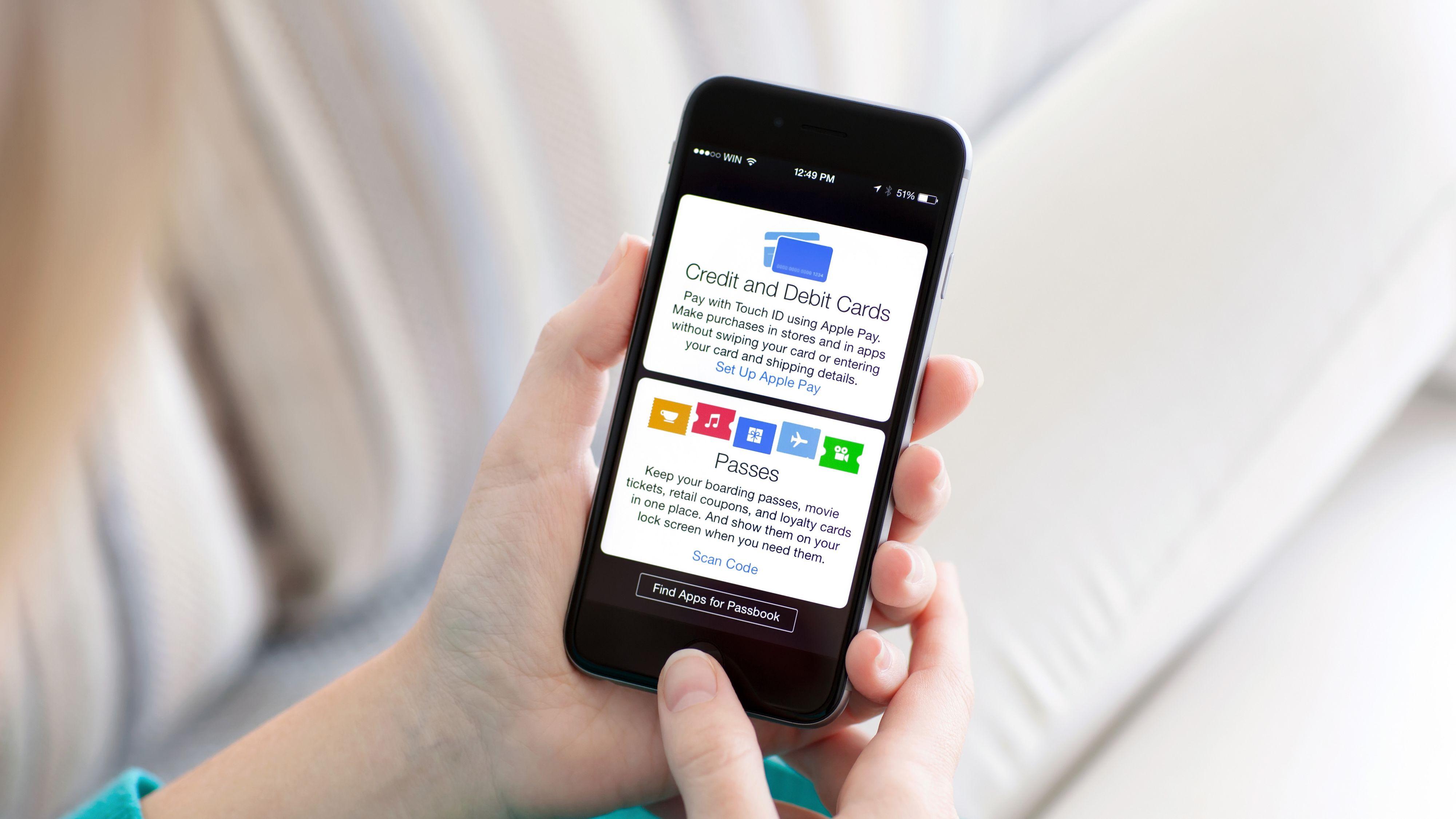 Apples mobilbetaling begynner å ta av i USA