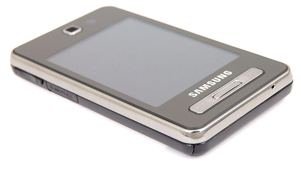 Førsteinntrykk: Samsung F480