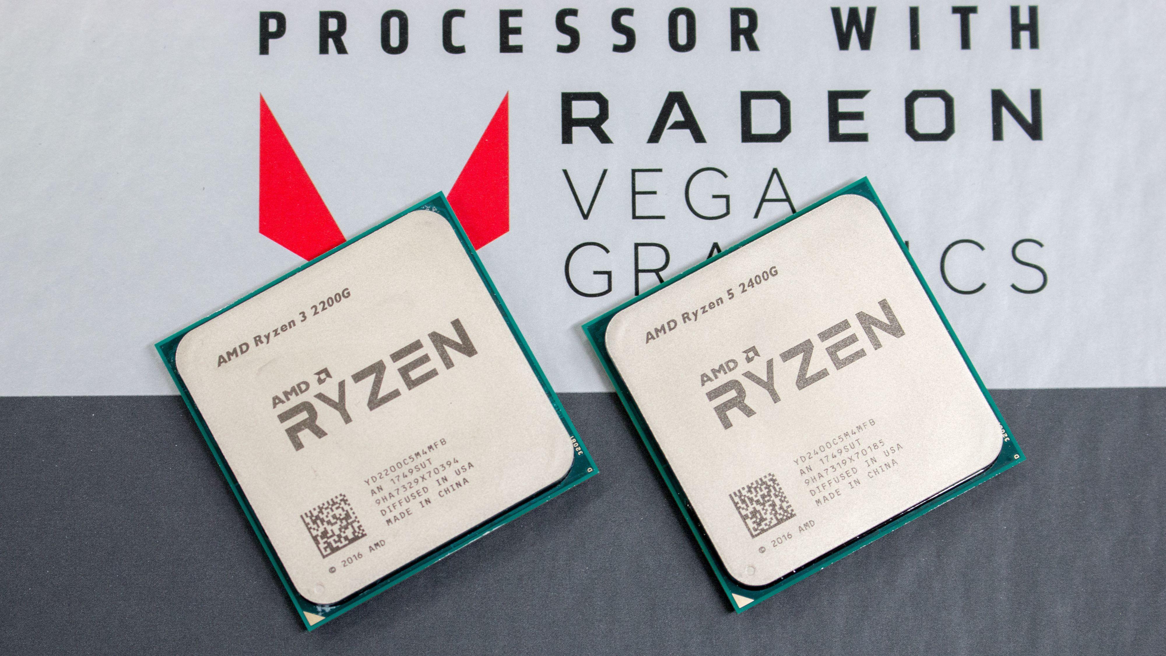 To nye Raven Ridge-modeller avslørt ved en feiltagelse