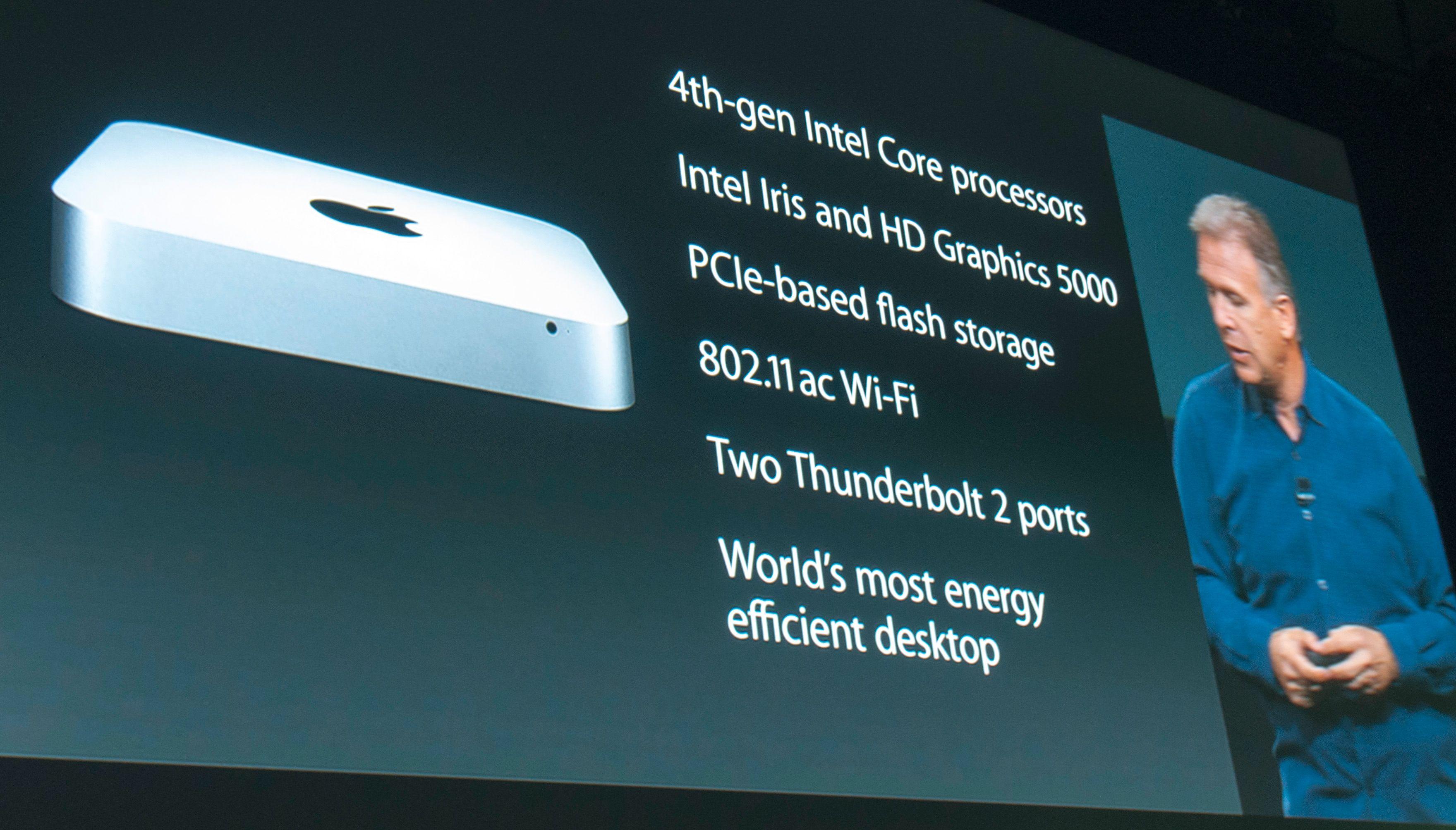 Mac Mini.