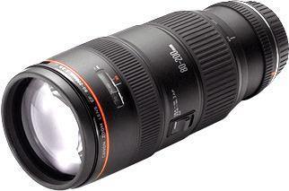 Magic Drainpipe: Canon EF 80-200mm f/2.8L. Foto: Canon