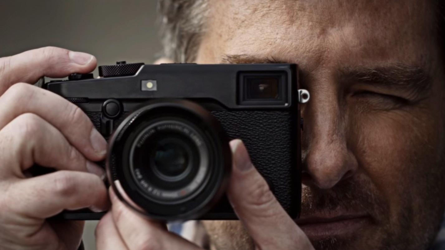 Dette lille kameraet er Fujifilms nye flaggskip