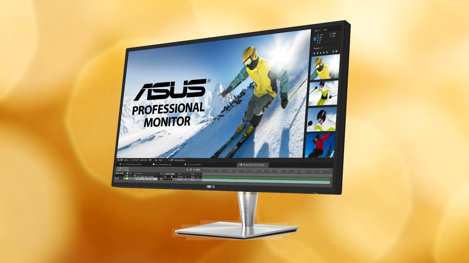 Denne PC-skjermen har omtrent alt du kan ønske deg: 4K, HDR og kvanteprikker
