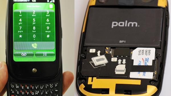 Palm Pre i GSM-utgave lekket