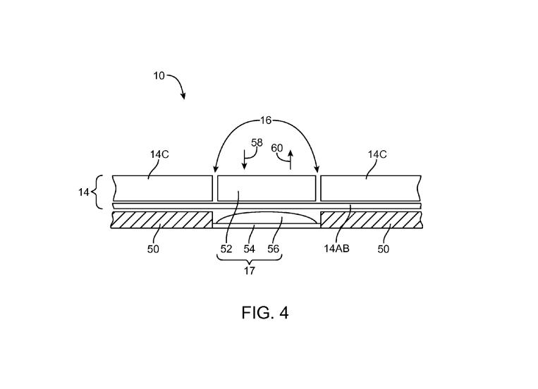 En av illustrasjonstegningene til den nye patenten.Foto: USPTO