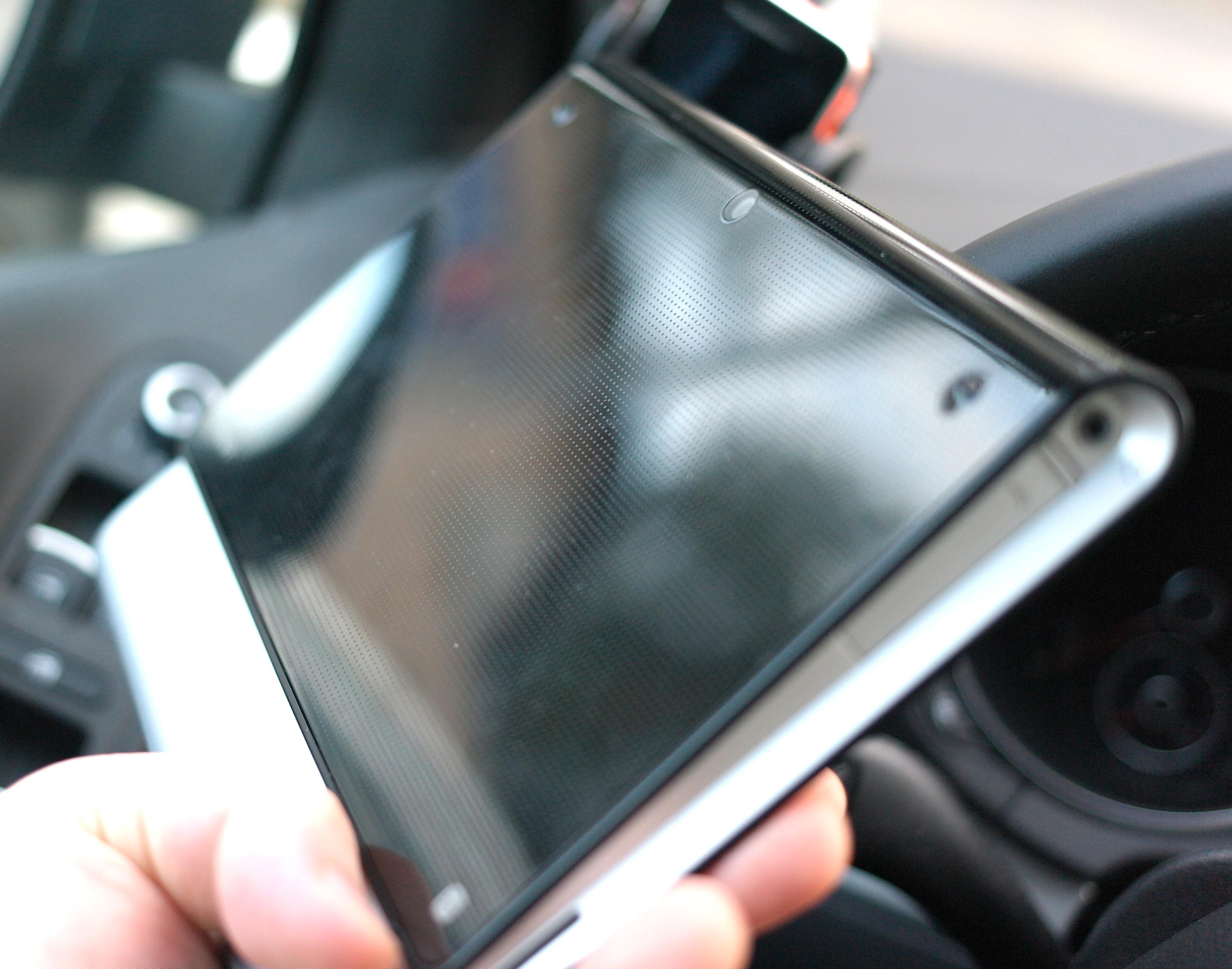 Kameraet i Tablet S er ingenting å skryte av, enten det er bilder eller video du vil fange.