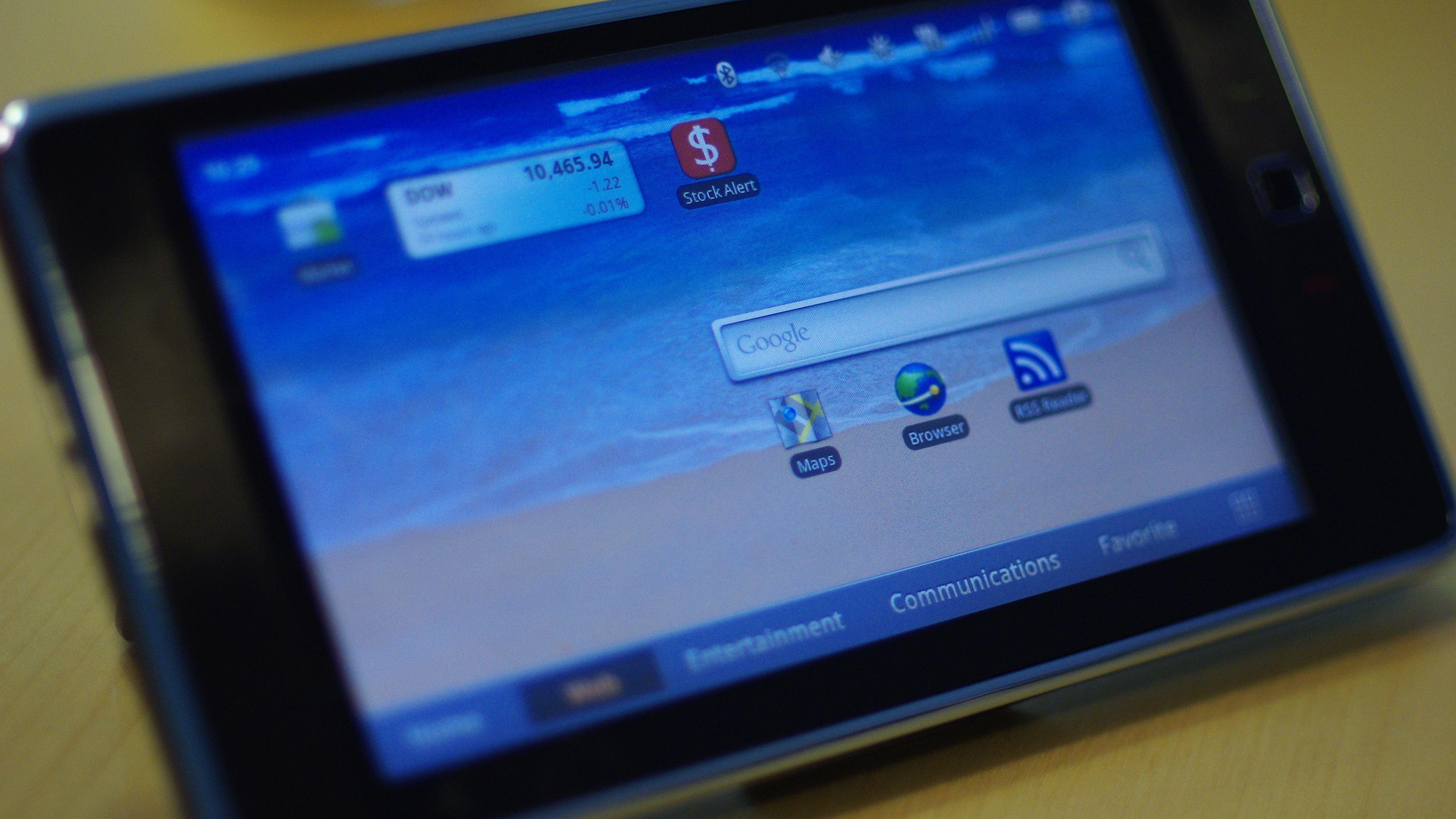 Førsteinntrykk: Huawei S7 Tablet