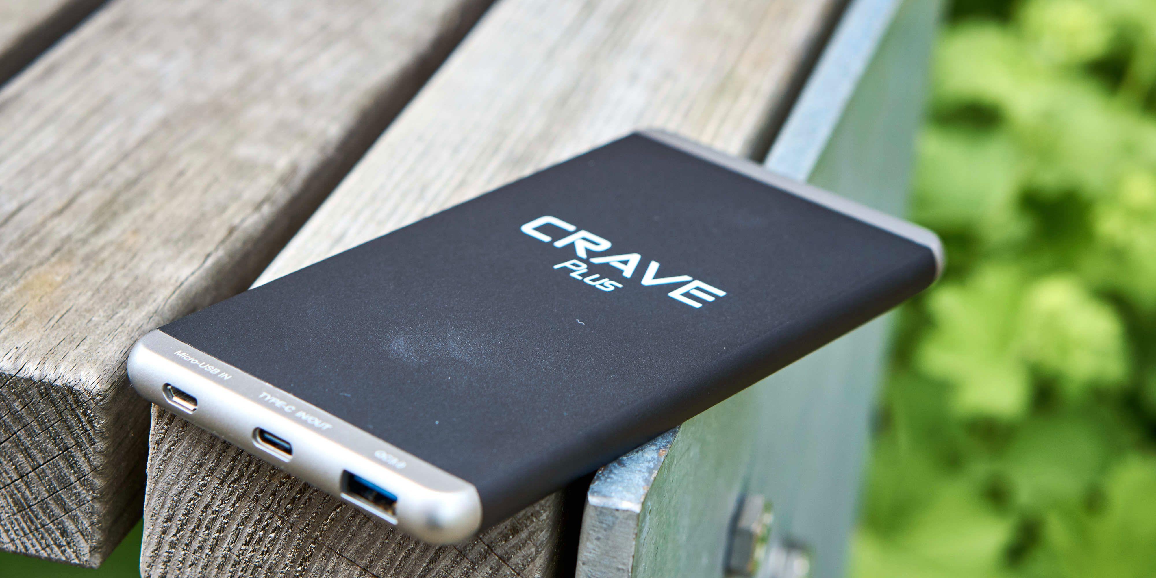 Crave Plus.