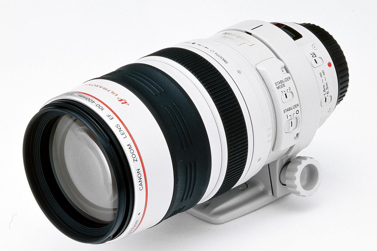 Det ryktes at Canon skal fornye deres EF 100-400mm objektiv.Foto: Canon