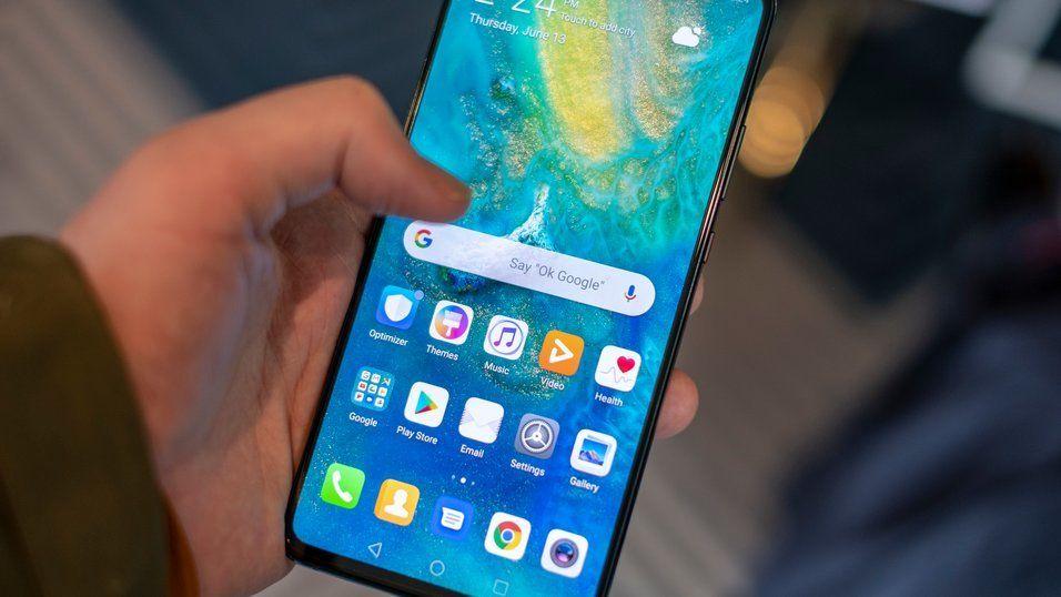 Huaweis Android-konkurrent skal angivelig vises frem denne uken