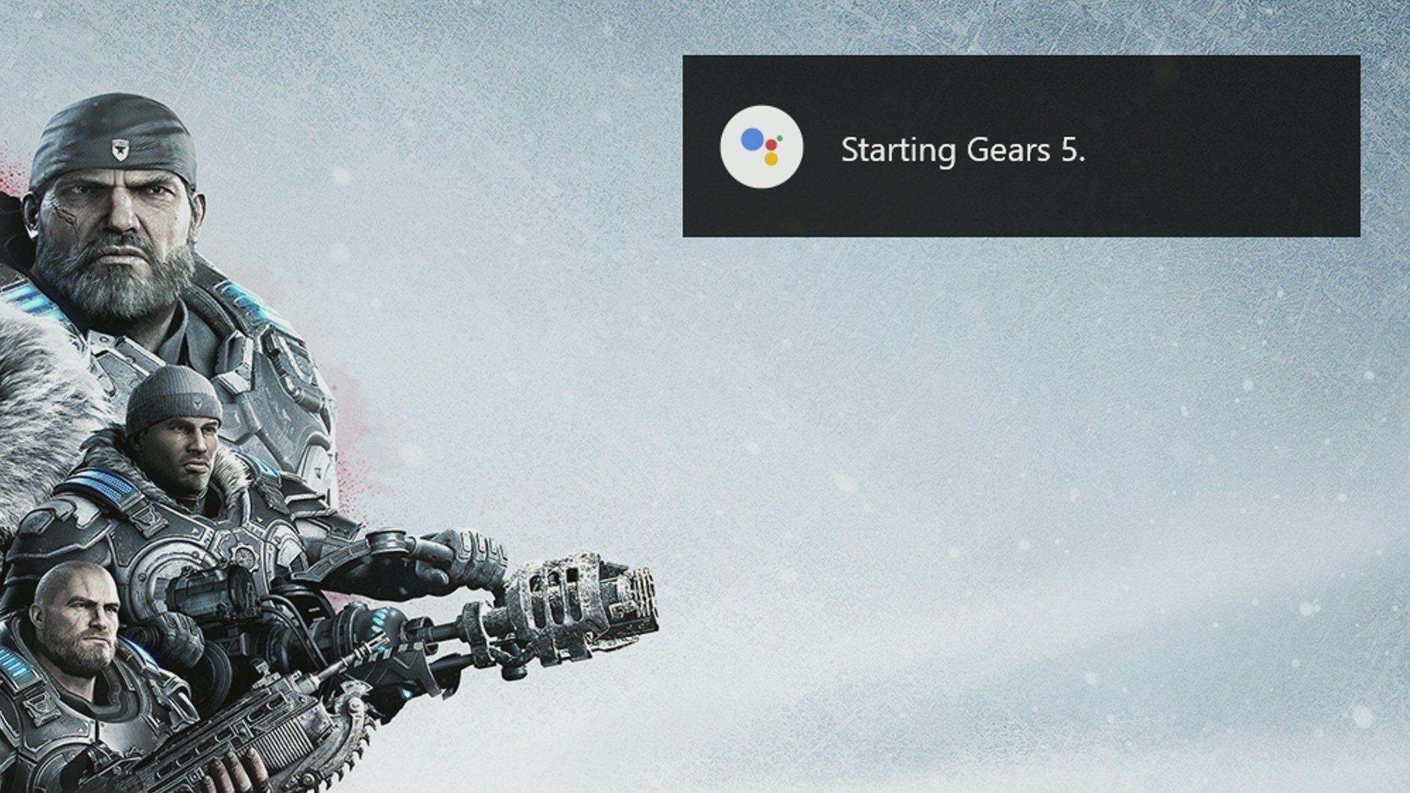 Nå lar Google deg starte Xbox-spill med stemmen