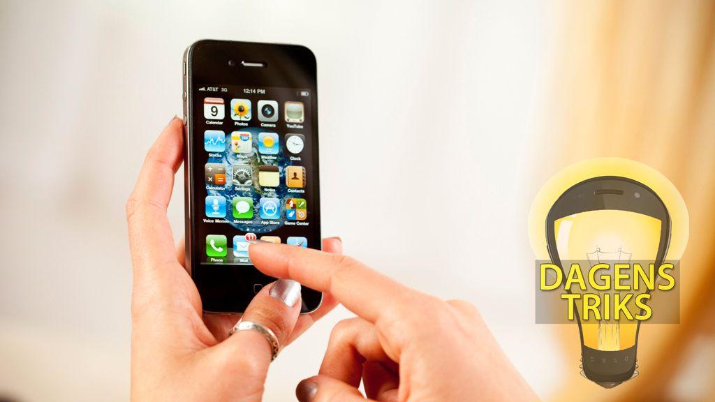 Ukens smarteste mobiltriks