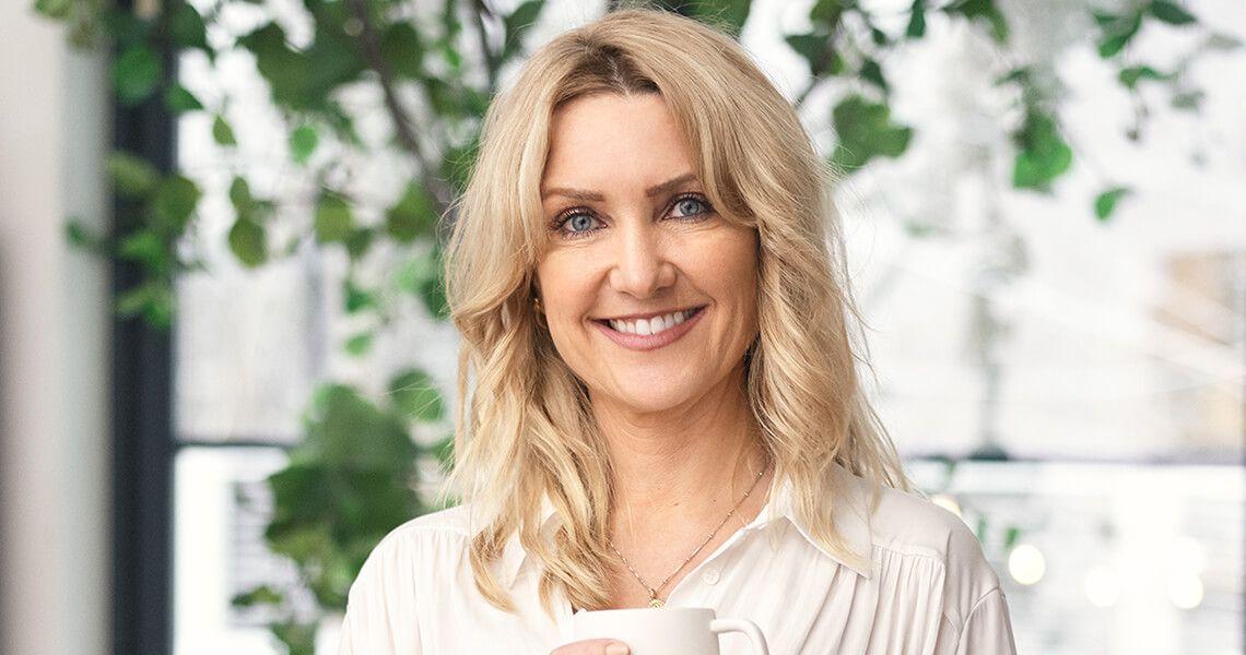 GRÜNDER MED SUKSESS: Cecilie Nordstrøm er kvinnen bak kollagensuksessen The Solution.