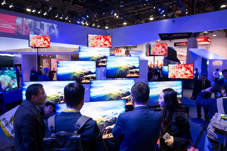 TCL er en av flere TV-produsenter fra Kina som vil nå vestlige kunder.