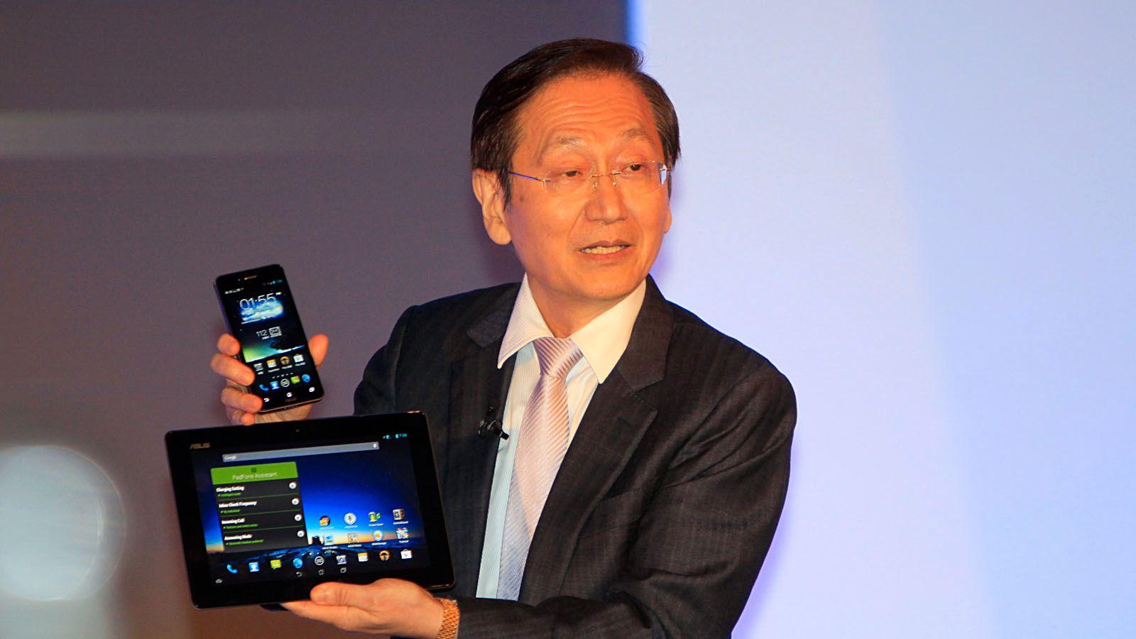 Asus lanserte ny PadFone-toppmodell
