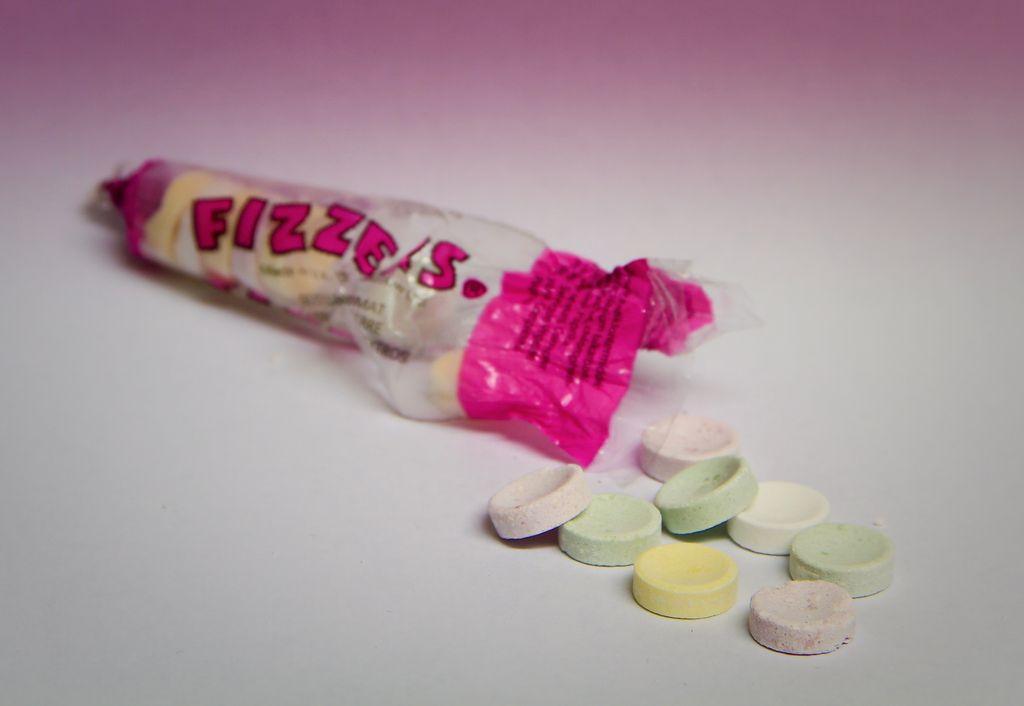 Fizzer deler tilfeldigvis navn med dette sørafrikanske godteriet.Foto: Marlon Bunday / Flickr