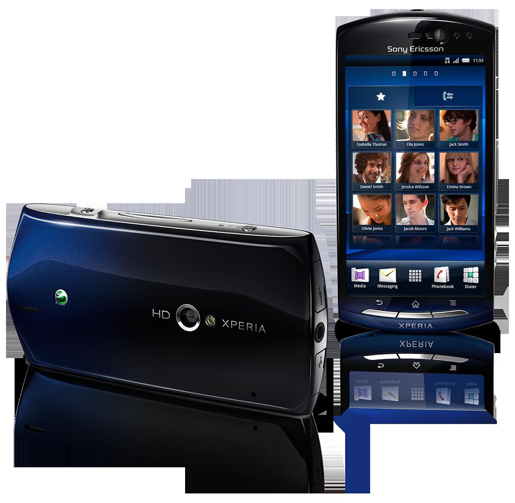Sony Ericsson Neo er svært mye mobil for pengene.