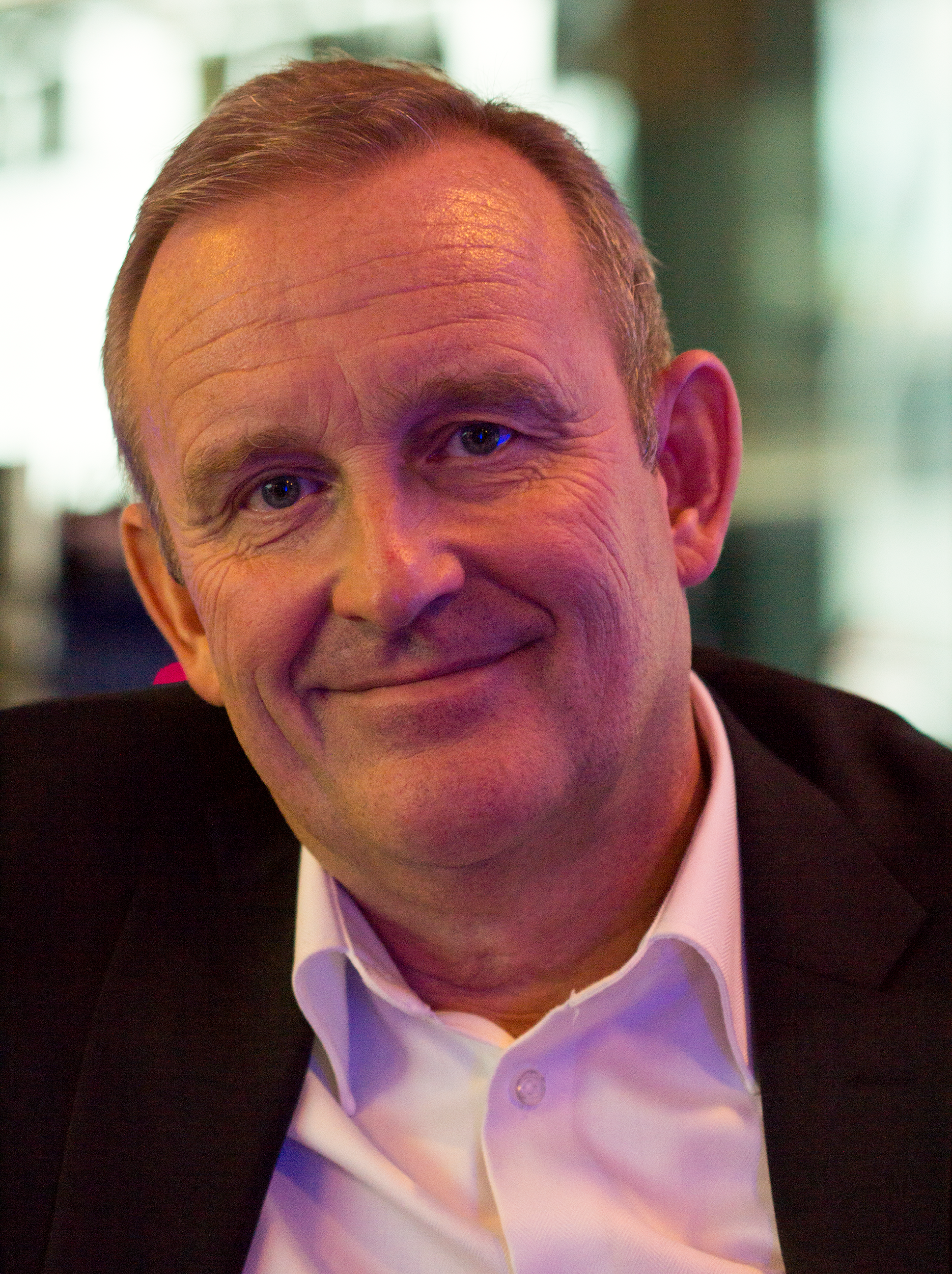 Ole Vinje, konsernsjef i Komplett Group. Foto: Jørgen Elton Nilsen, Hardware.no