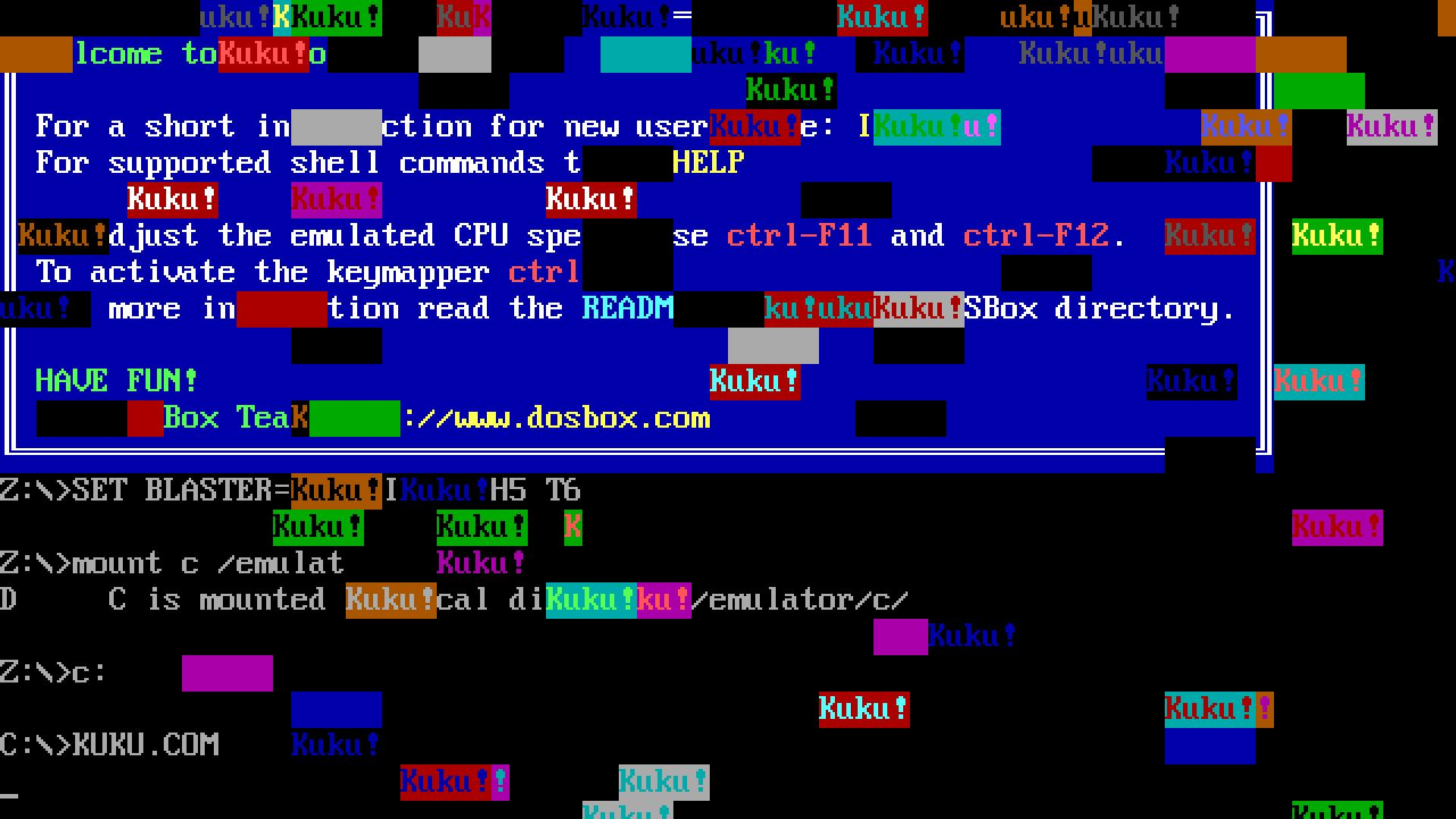 Slik så virus og ondsinnet programvare ut i gamle dager